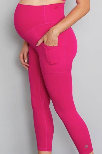 Best maternity leggings for colour