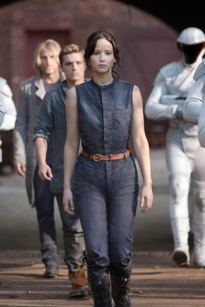 Hunger Games: Mockingjay- Part 1