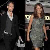 Catherine Tate & Jason Orange