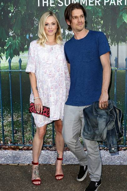 Fearne Cotton & Jesse Wood