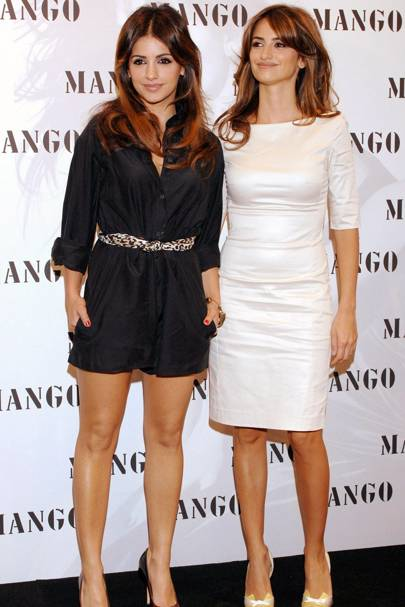 Penelope & Monica Cruz
