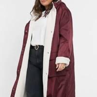 Best raincoats for women: ASOS Design