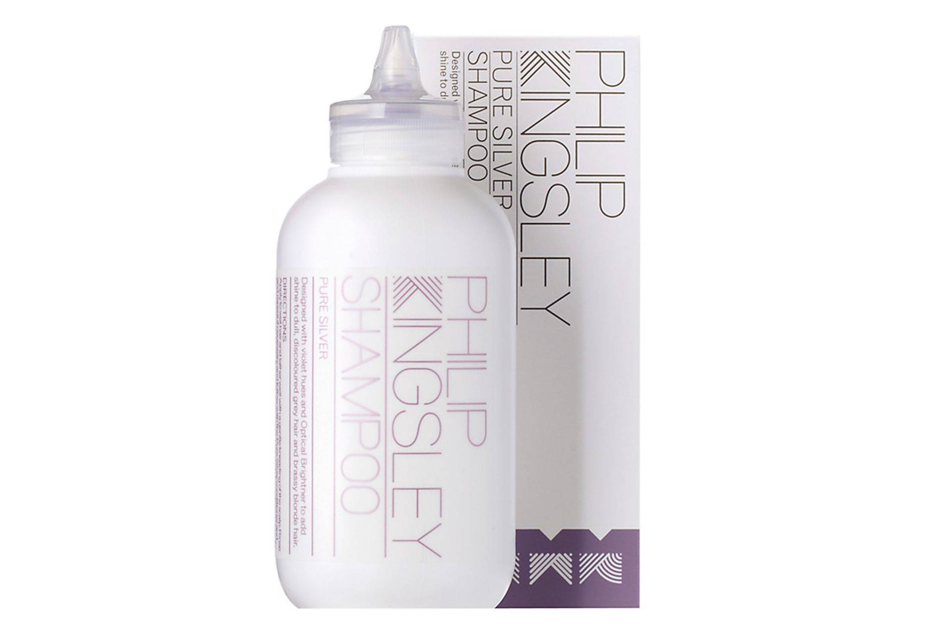 Hair Toner For Blonde And Silver