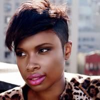 Sensational Jennifer Hudson Shaved Head Buzz Cut Hair Photos 2015 Glamour Uk Short Hairstyles For Black Women Fulllsitofus