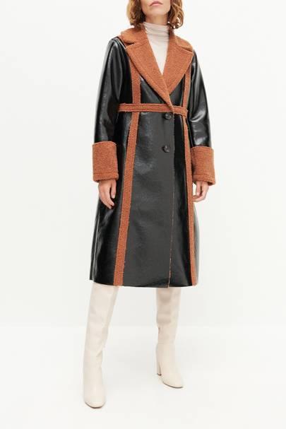 Best winter coat black