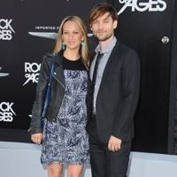 Tobey Maguire & Jennifer Meyer