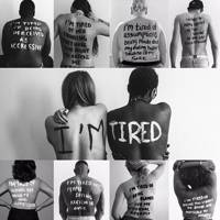 "The ""I'm Tired"" Project"