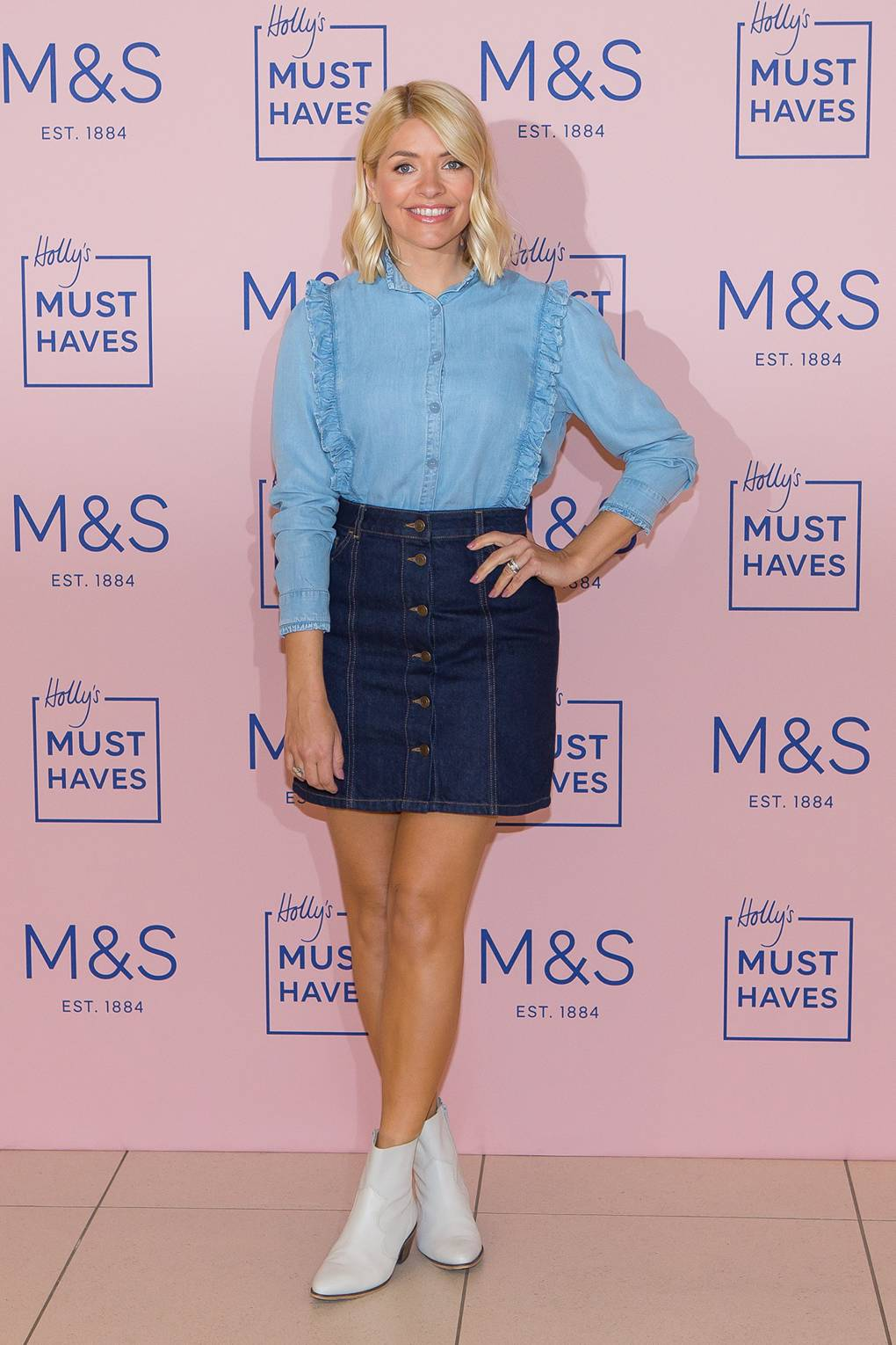 c830348163 Holly Willoughby Style: Her Best Outfits Ever | Glamour UK