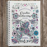 Best personalised colouring book