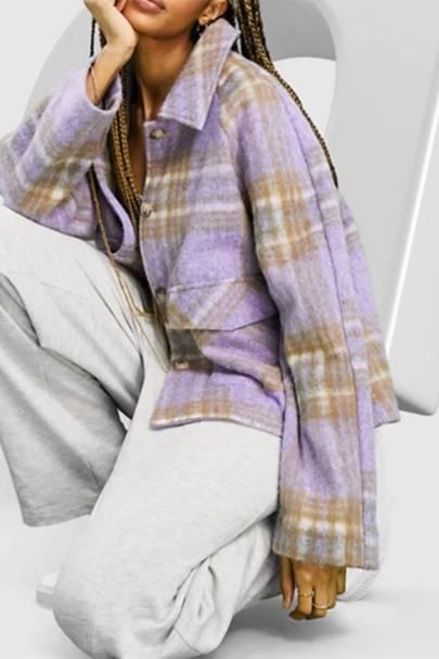 Best Shackets For Spring - Raglan Sleeves