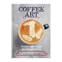 Coffee gifts: the latte art book