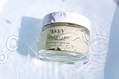 Green Clay Anti-Blemish Mask by Lyvy Skincare