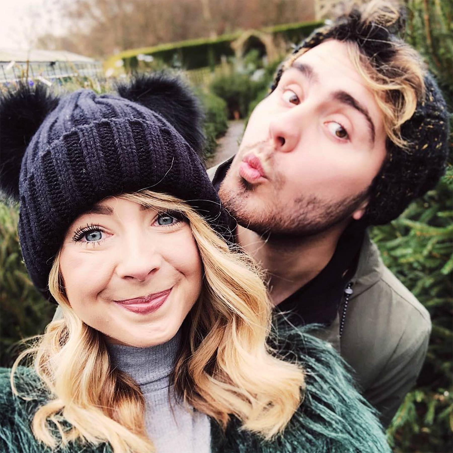 Did zoe and alfie dating advice