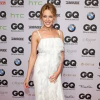 Kylie Minogue at the GQ Men of the Year Awards in Berlin
