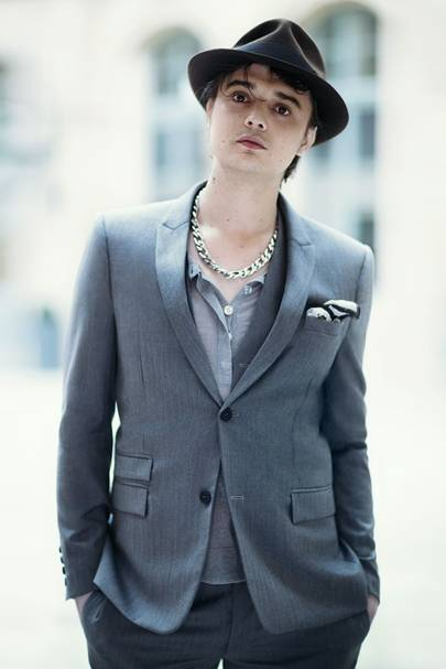 Pete Doherty for The Kooples