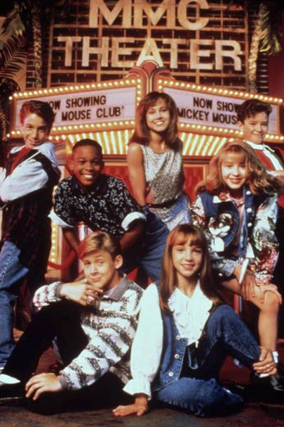Britney Spears, Ryan Gosling, Christina Aguilera & Justin Timberlake
