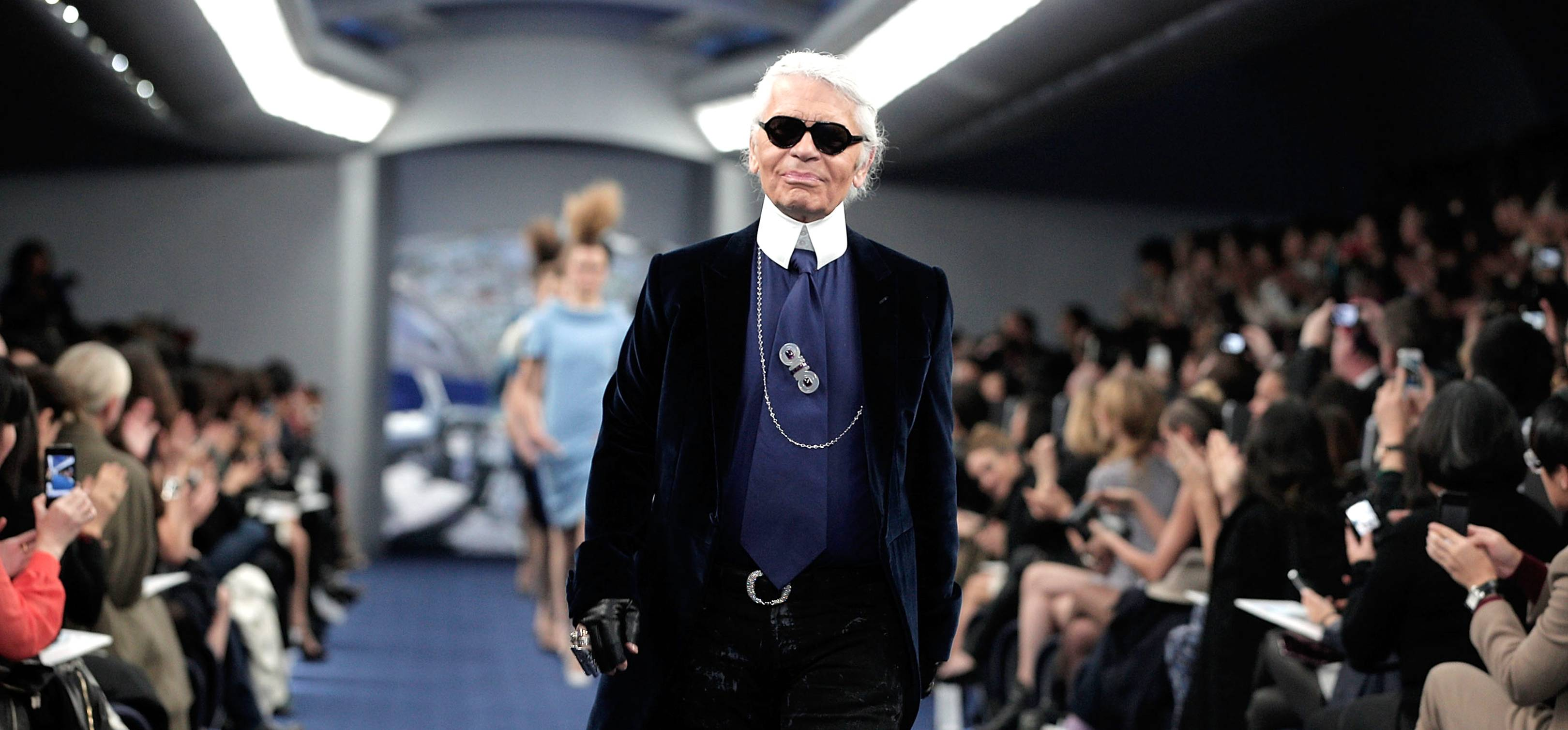48486a03394629 Karl Lagerfeld Quotes: The Most Famous Quotes From The Chanel Designer |  Glamour UK