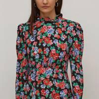Best Dresses In The Sale: Floral Mini Dress