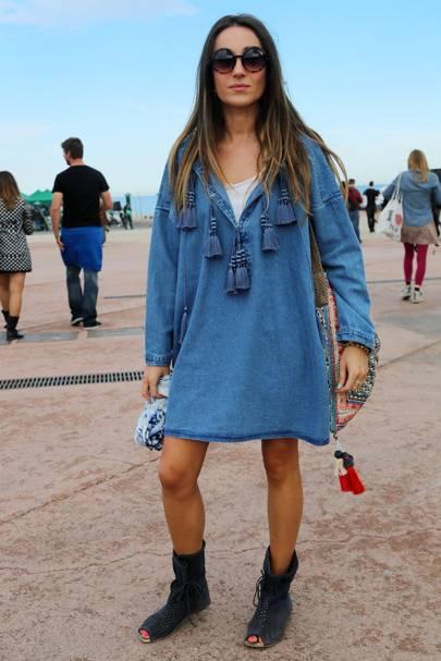 Rocio, Designer, Primavera Festival