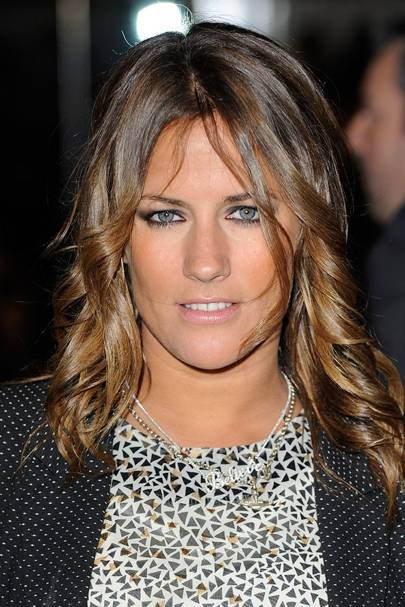 Caroline Flack Look Book Celebrity Hair And Hairstyles