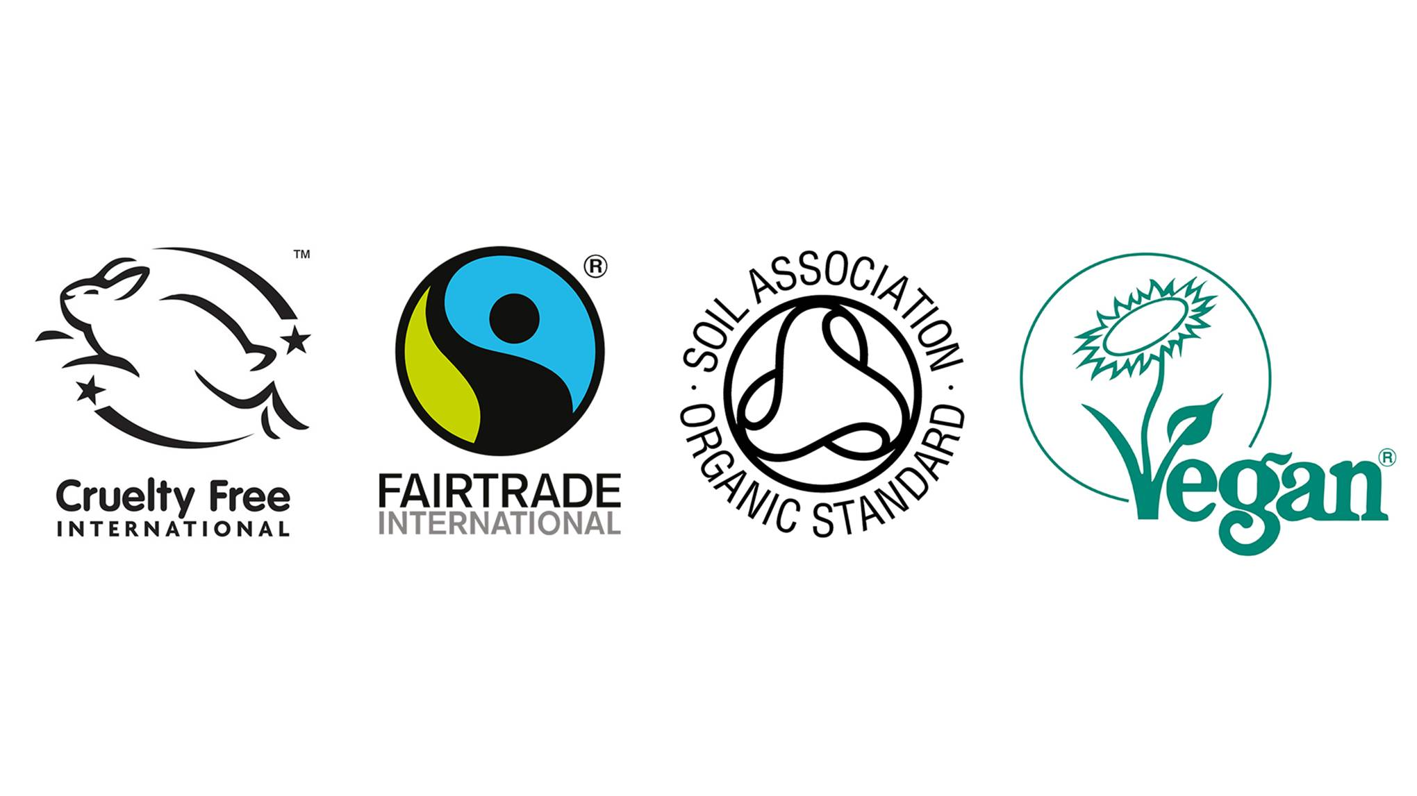The Difference Between Natural Organic Vegan Clean Fairtrade