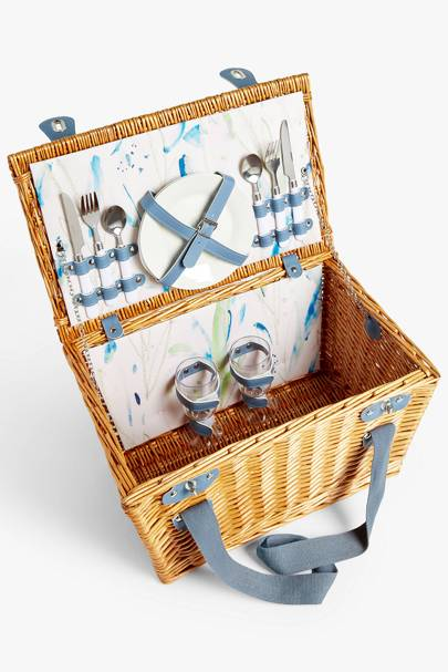 The two-person picnic set
