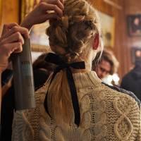 Oversized braids