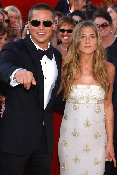Jennifer Aniston + Brad Pitt = 95%