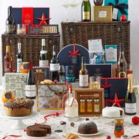 Best Christmas Hampers: for extravagance