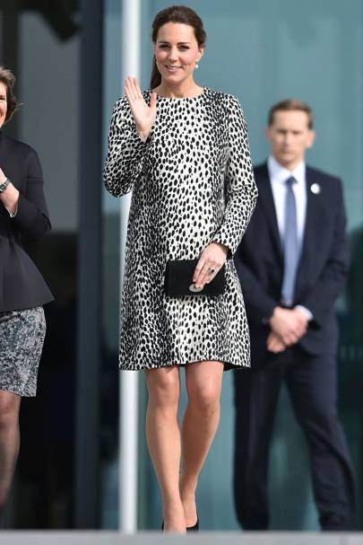 4. The Duchess of Cambridge (Up 3)