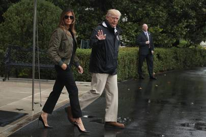 President Trump To Donate $1 Million To Harvey Recovery Efforts