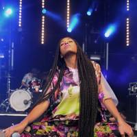 Solange Knowles at Glastonbury