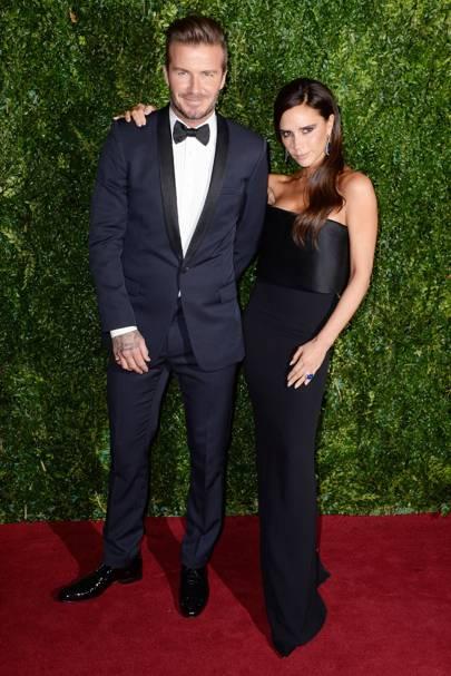 Best Dressed Couple: Victoria & David Beckham