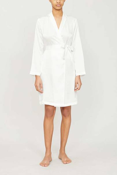 Bridal robes: the investment choice