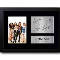 Little Mix gift ideas: the signed frame