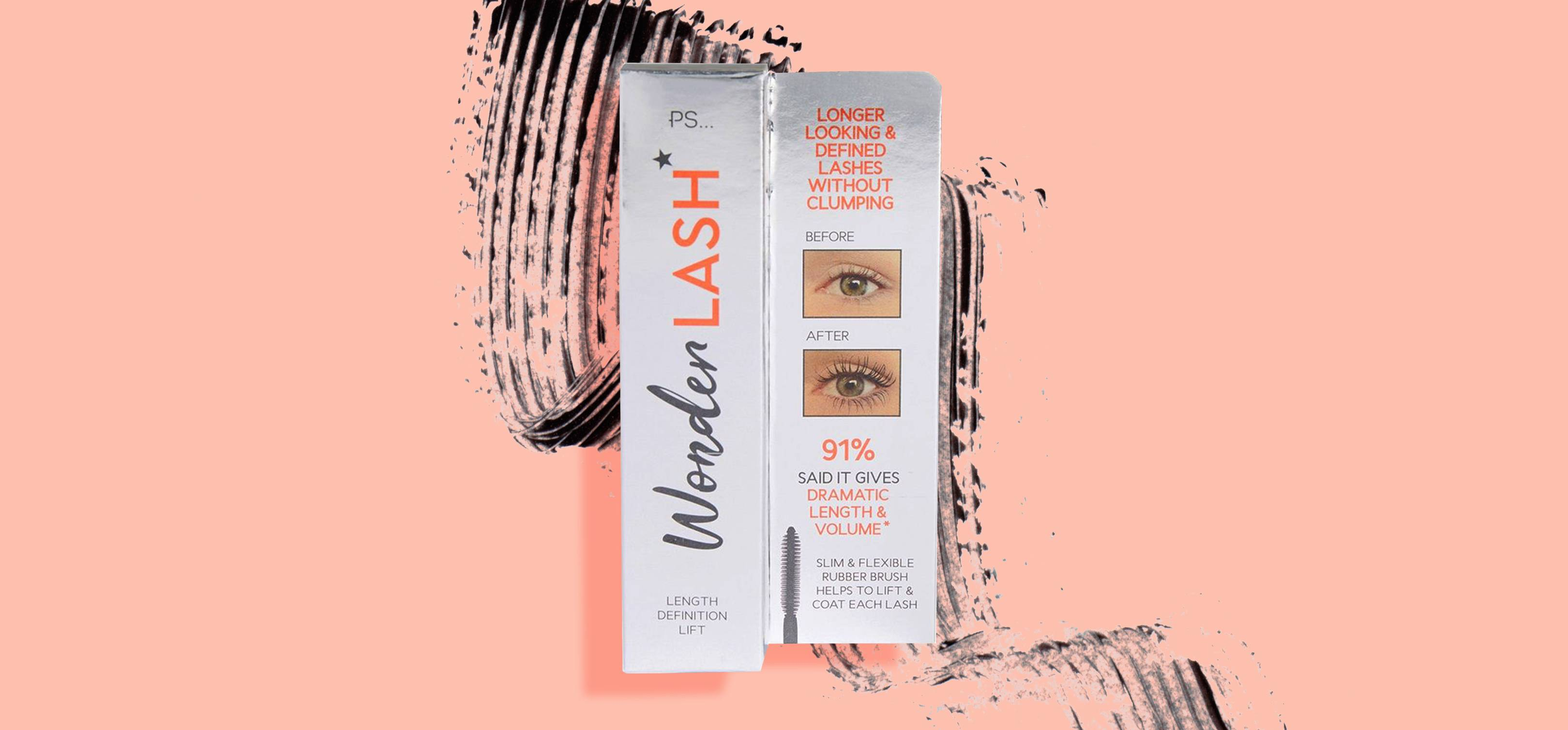 This £3 mascara from Primark has so many good reviews (and it sells every 7 seconds)