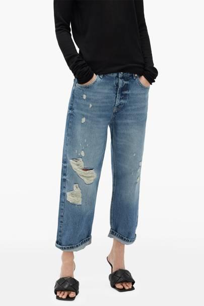 Best ripped boyfriend jeans