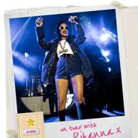 Rihanna's 777 tour day three: Stockholm