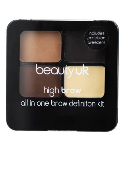 BeautyUK High Brow All in one Brow Definition Kit
