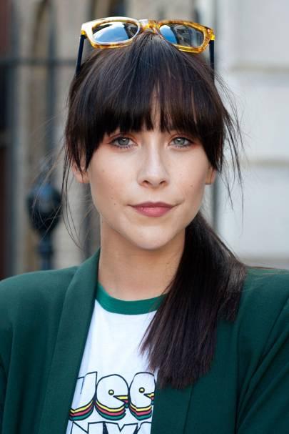 Megan Ellaby, Personal Stylist at ASOS
