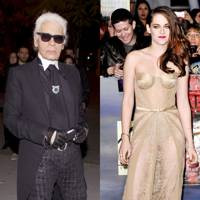 K-Stew & Karl Lagerfeld Collaborate On Exclusive Collection