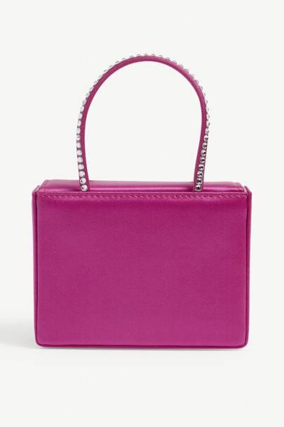 The Amina Muaddi Bag