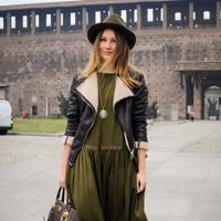 Ardasheva Angelica, Blogger, Milan