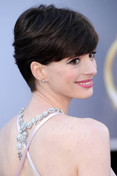 Best Crop: Anne Hathaway