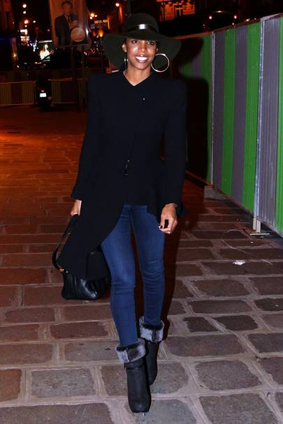 Mid-Week, Week 8 - Kelly Rowland
