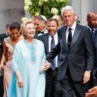 Hillary Clinton, 2017