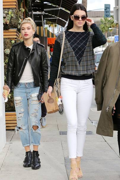 Ireland Baldwin & Kendall Jenner