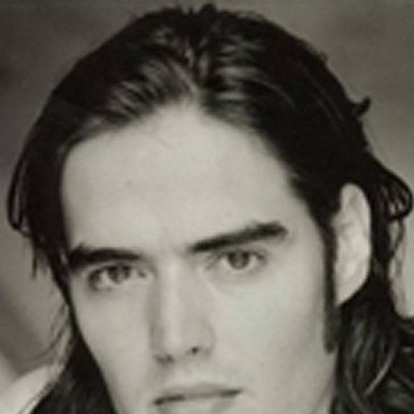 Russell Brand S Freshly Dyed Hair Celebrity Hair And