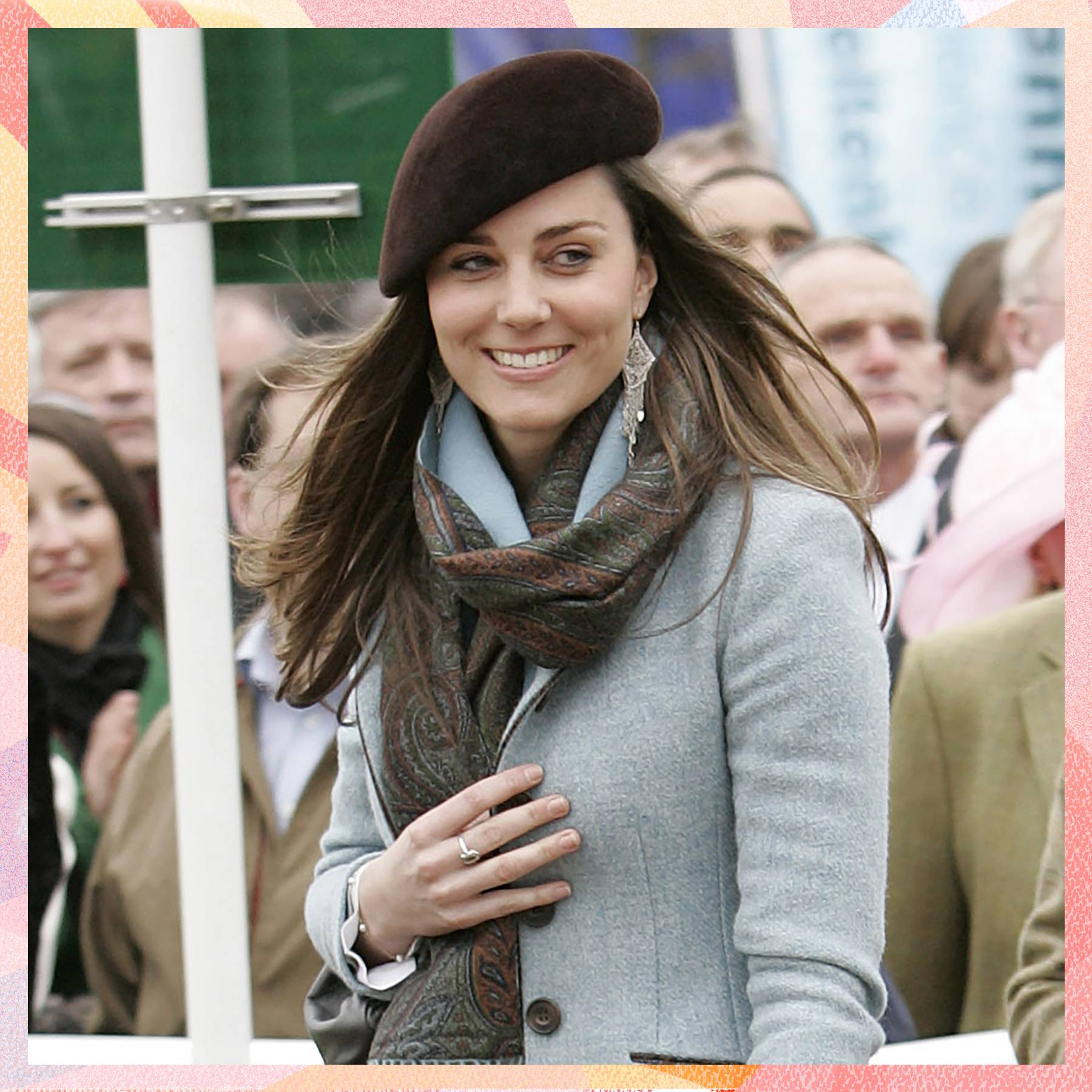 Here's what Kate Middleton used to wear before she joined the Royal Family