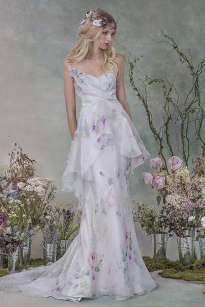 Elizabeth Fillmore Wedding Dress To Rent